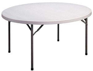 Round Table - Plastic