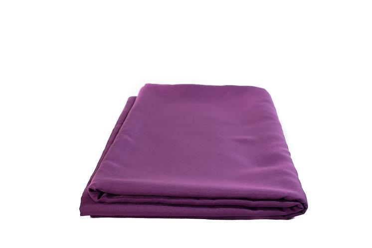 Purple Draping