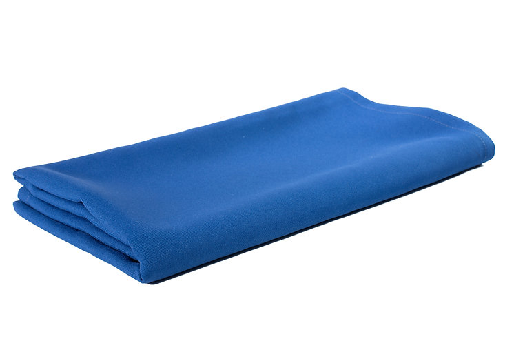Royal Blue Runner Poly Cotton