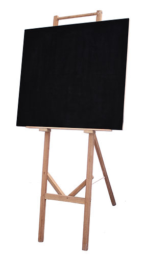 Display Stand (easel) with Chalk Board