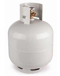 9KG Gas Cylinder With Gas