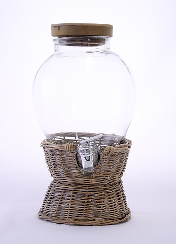 Belly - with Basket Stand (5L)