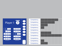 Wireframe of UI