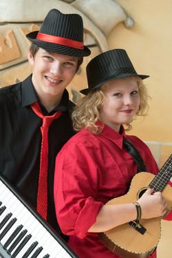 Jessy und Anton