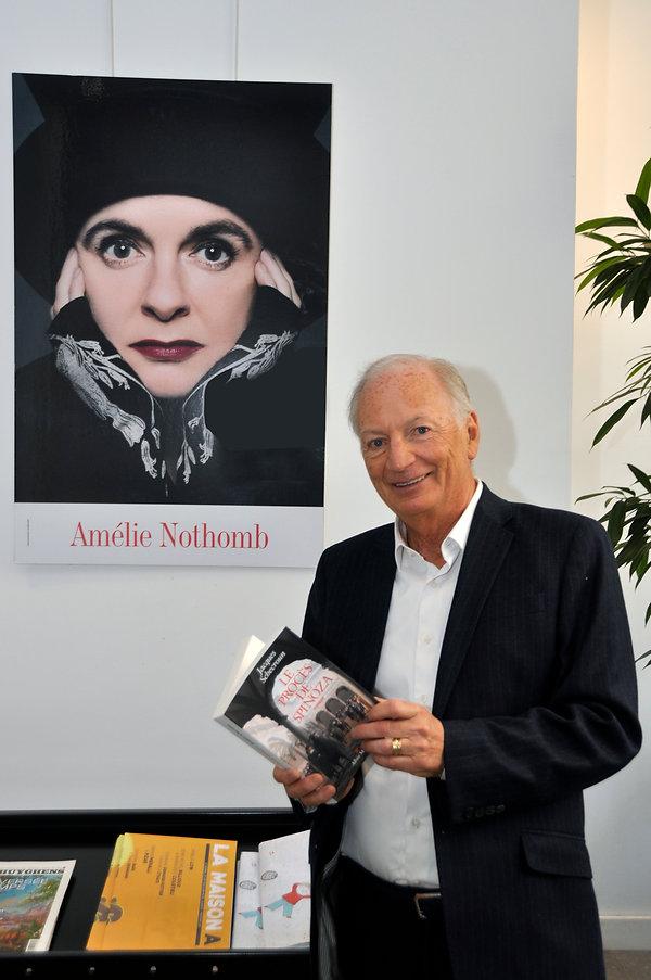 Jacques chez Albin Michel le 5 mars 2021