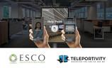ESCO enters Partnership with Teleportivity
