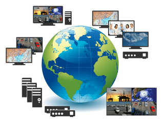 Zio - Networked Real-time Video, Audio and Control