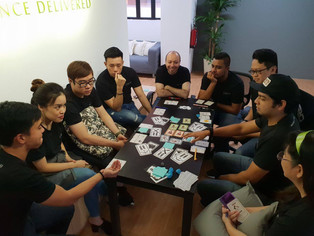 ESCO Partners Living Theories for Gamification Technology Solutions