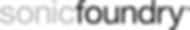 sonic foundry logo