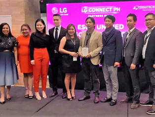 LG Connect Event PH