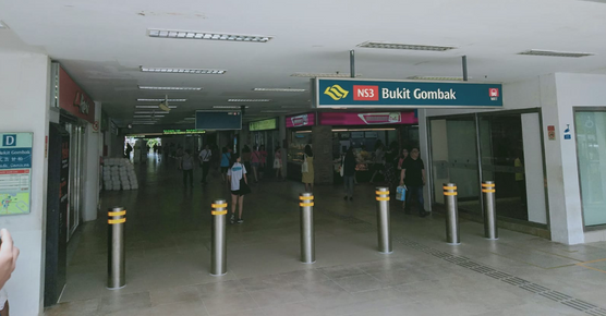 LTA Train Stations