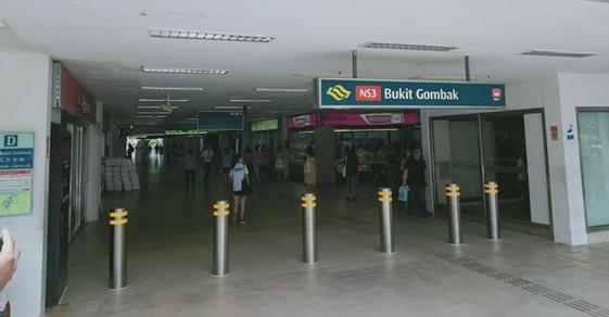 LTA Train Stations