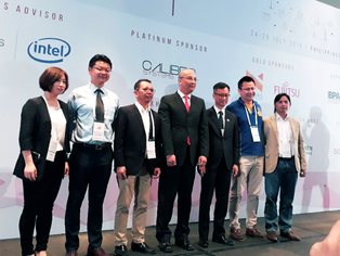 ESCO Philippines attended Asia IoT Business Platform Event