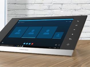 Crestron SR – The Crestron Skype Room System