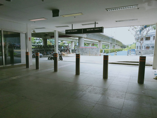 LTA Train Station