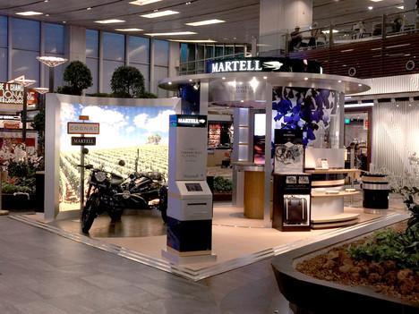 Pernod Ricard - Changi Airport