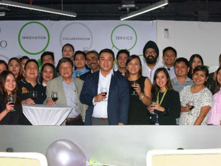 ESCO Office Inauguration - Leading by example