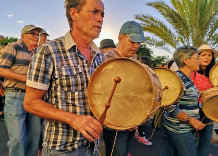 Traditional music group