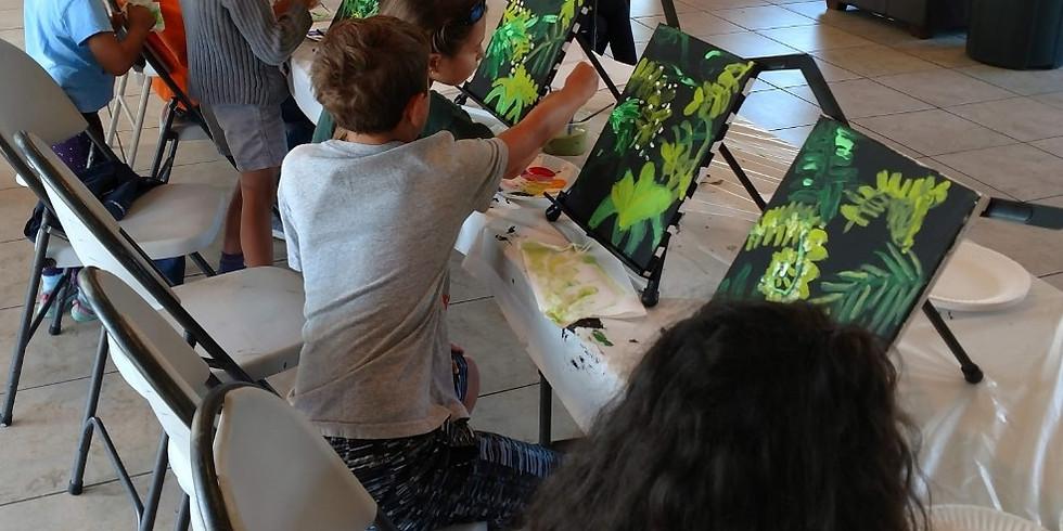 Ms Debbie's Art Masters Summer Art Camp 2