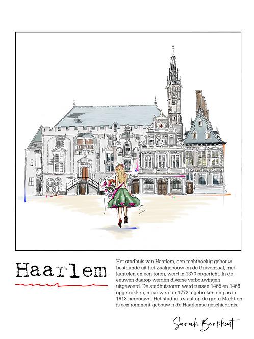 Stadhuis, Haarlem