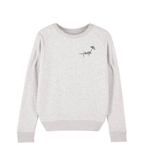 Sweater, Summer Breeze (Grey)