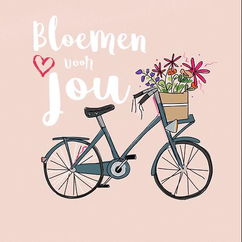 'Bloemen voor jou'