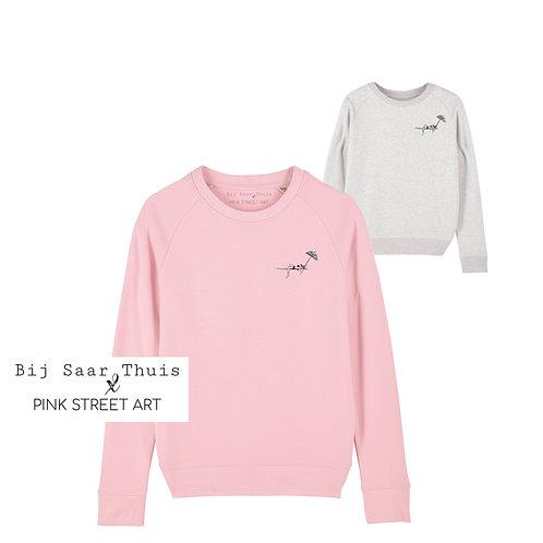 Sweater, Summer Breeze (Pink)