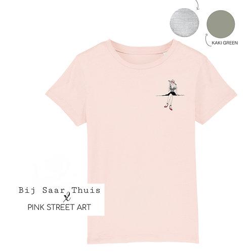 Shirt, Rosé all day (Pink)