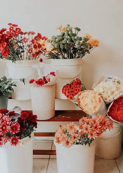 Flower Subscription - monthly