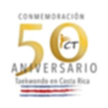 50 ANIVERSARIO TAEKWONDO EN COSTA RICA