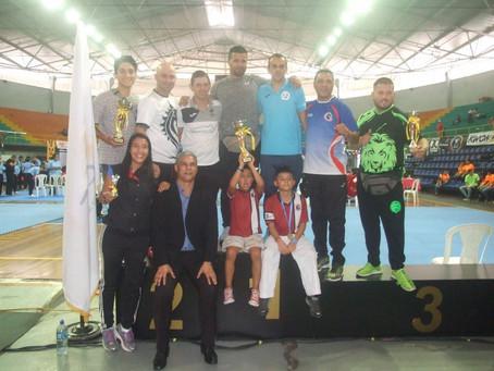 CCDR Desamparados se impone en el Campeonato infantil de Taekwondo Kyruogi