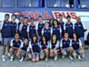 Delegación CODICADER 2010