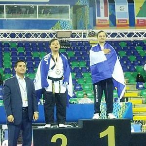 Panamericano Juvenil y Cadete Premiación
