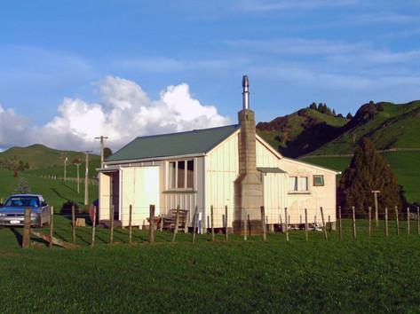 Bush Cottage Pipiriki