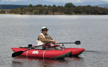 Maurice on pontoon Oct 2011-2.jpg