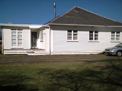 Griffin's house Turangi