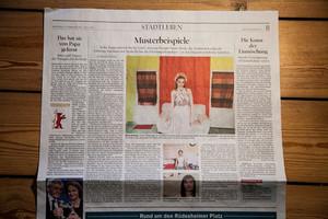 'Romanidesign' Tagesspiegel