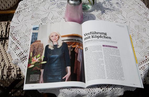 'Boutique Macke' Impulse Magazin