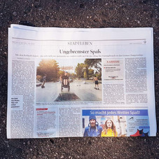 'Ronja Agorn WCMX 'Tagesspiegel