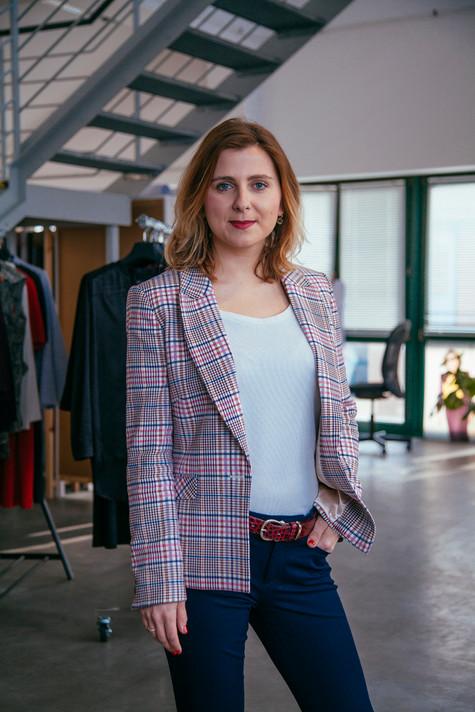 MARTINA SCHLEGEL foundress MAXIM FARO- fashion for business