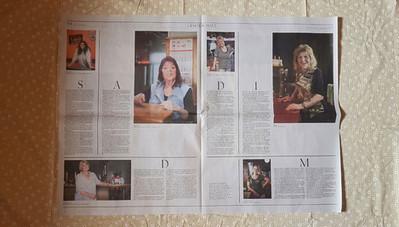 'Berliner Bardamen' Tagesspiegel