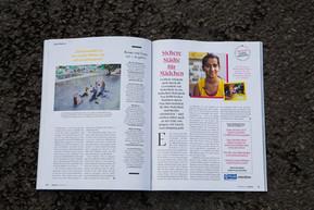 'Girl skate India' Emotion Magazin