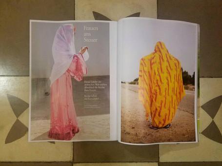 'Les femmes du Maroc' Brand Eins