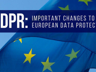 European Union GDPR: A New Data Imperative for Organizers