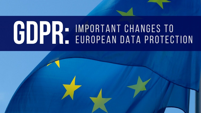 GDPR Changes