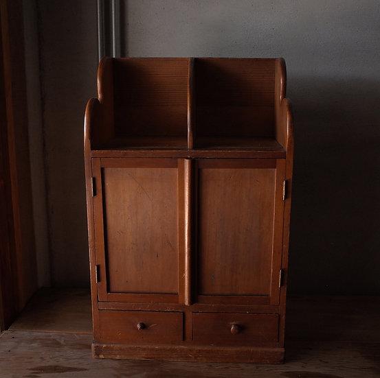 日本雙開木櫃