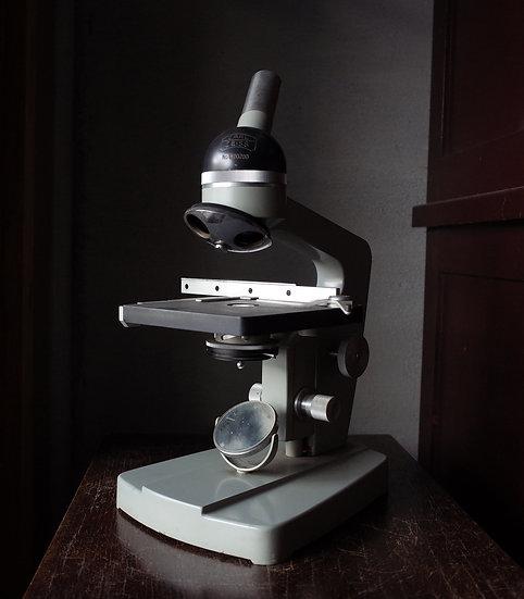 日本早期顯微鏡