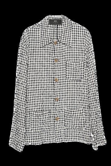Checked Chore Jacket