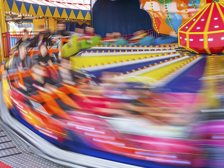 Interactive Theme Park Rides On The Rise