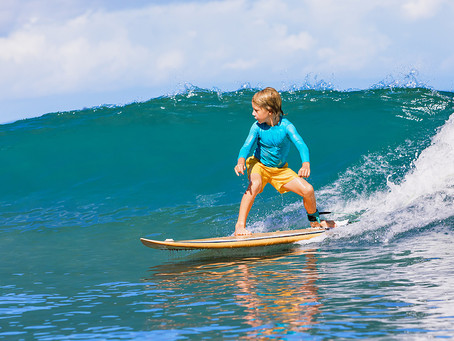 Surf's Up For Manchester